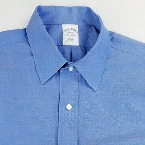 Brooks Brothers Slim Fit Non Iron All Cotton 16-36
